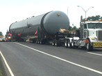 238,000# Product Surge Tanks from Longview, Texas to Nordheim, Texas.