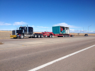 130,000 Mud Pump Oklahoma to North Dakota