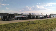 125,000# Tower from Houston to Malaga, New Mexico.