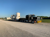 Intra Texas Move. 200,000# Contactor Tower