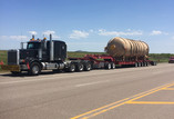 135,000# Dehydrator from Tulsa, Oklahoma to Killdeer, North Dakota