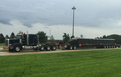 115,000# Convection Bundle from Tulsa to E. Chicago, Indiana