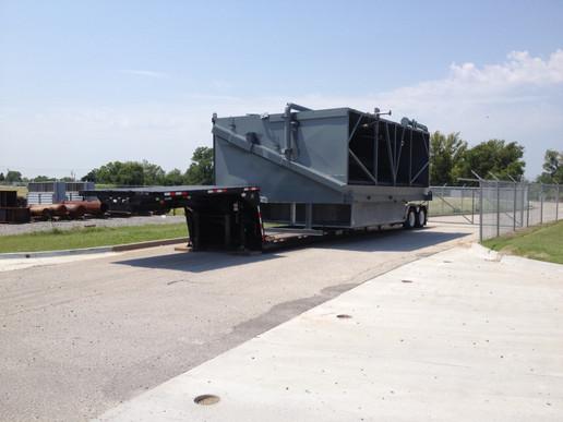 30,000# Cooler Oklahoma City to Pennsylvania