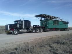 65,000# Mud Pit Texas to Pennsylvania