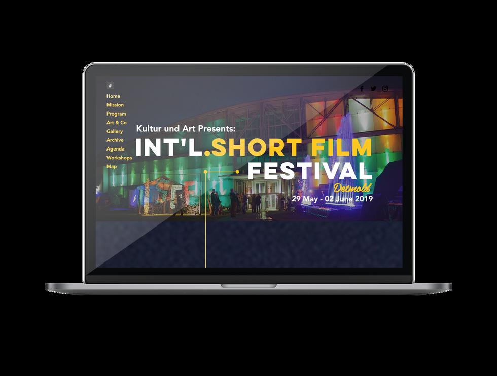 uluslararası kısa film festivali detmold