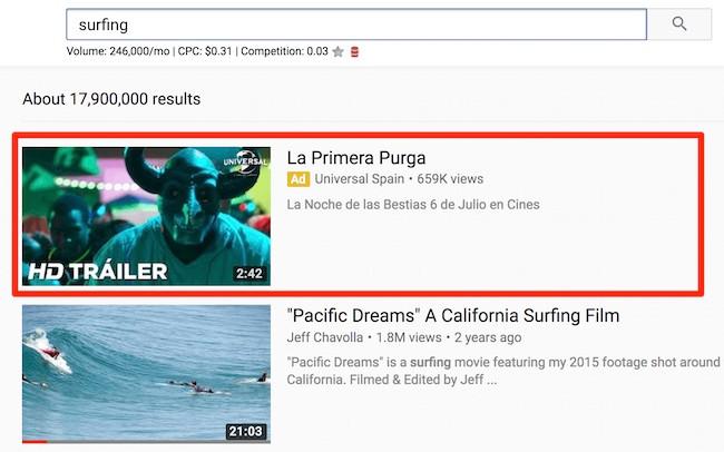 YouTube Keşfet Reklamları – YouTube Trueview Discovery Ads