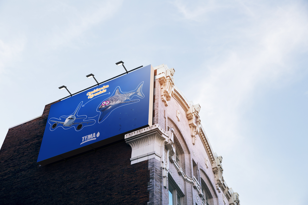 Tema Foundation - We Learn From Living Things Bilboard