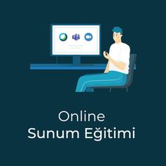 Online Sunum Teknikleri Eğitimi