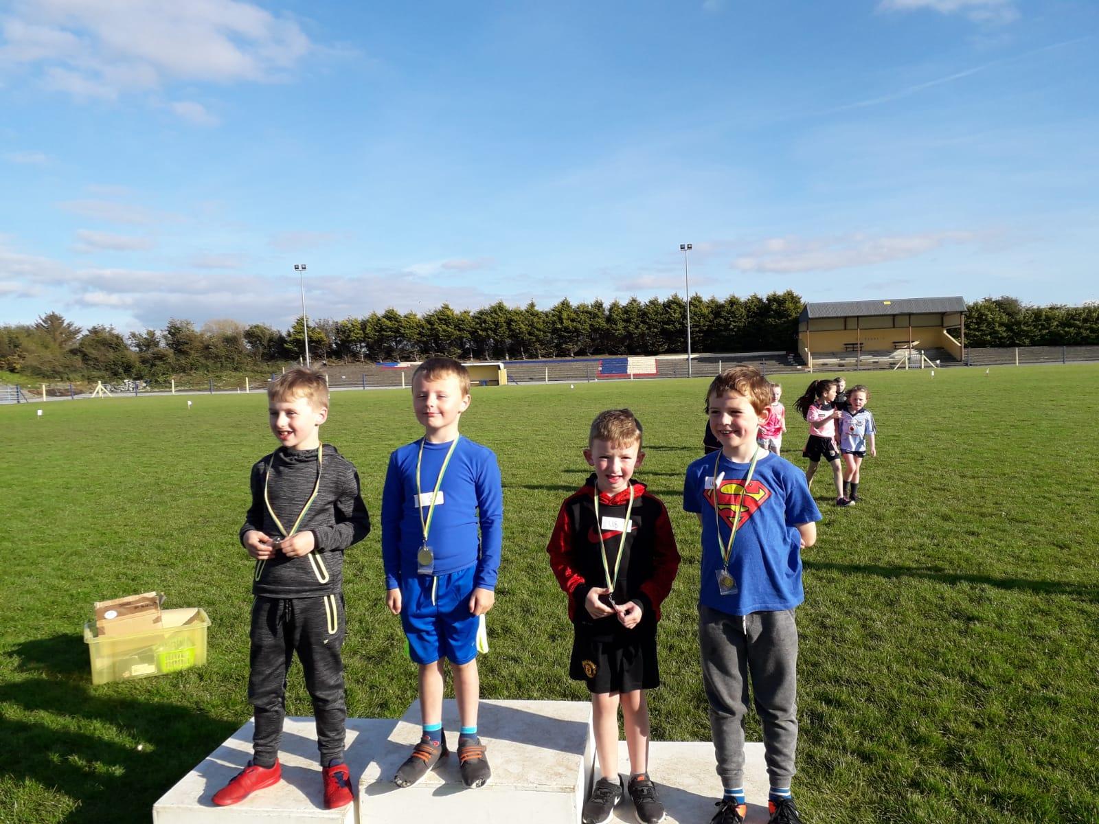 Lixnaw Community Games   Athletics