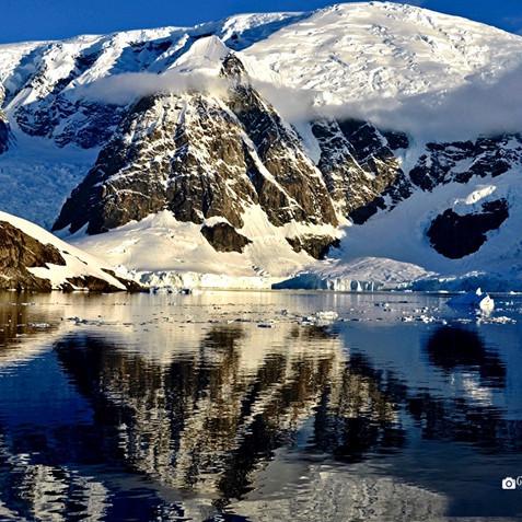 Antartic Morning