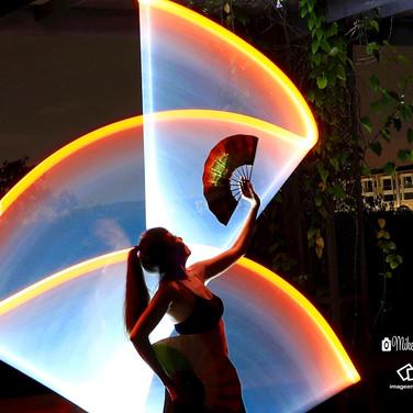 Creative Light Wand Photography