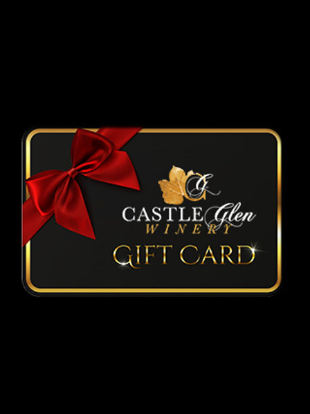 Castle Glen Gift Card