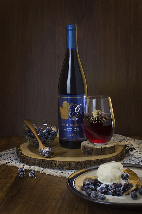 2015 Blueberry Wine