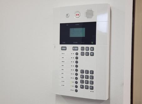 顧客情報を扱う会社にカメラ、セキュリティ、電気錠システム工事(名古屋市北区I社)