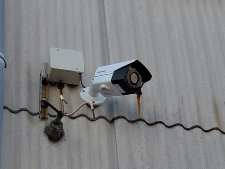 監視カメラシステム(名古屋市北区 M社 )