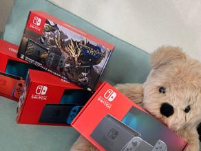 任天堂 Switch熊本市のお客様から買取です^_^