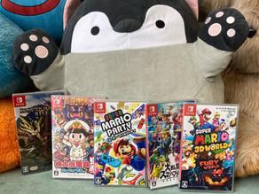 任天堂Switchソフトたくさん熊本市北区のお客様からお売り頂きました^ - ^