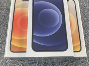 新品iPhone12 256GB買取です!