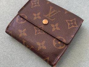 ヴィトン モノグラム 財布熊本市西区のお客様から買取です^_^