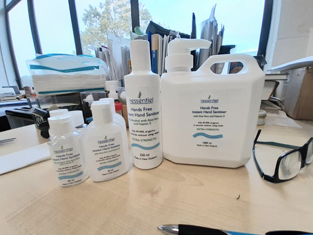 Hand Sanitisers OEM Auckland NZ