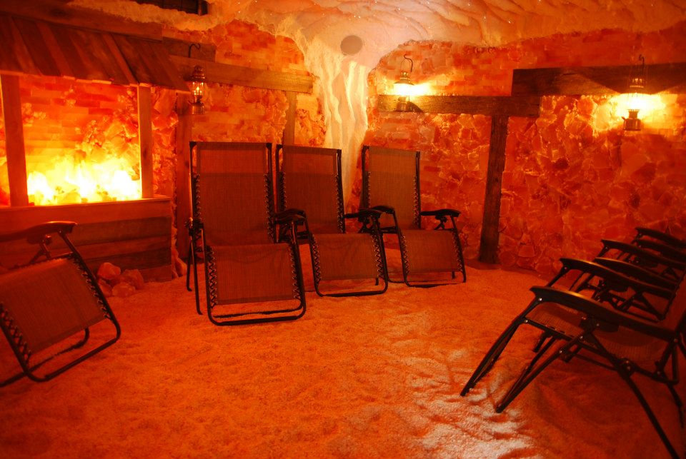 12 Therapeutic Cave Sessions