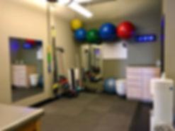 Rehabilitation/Execise Room