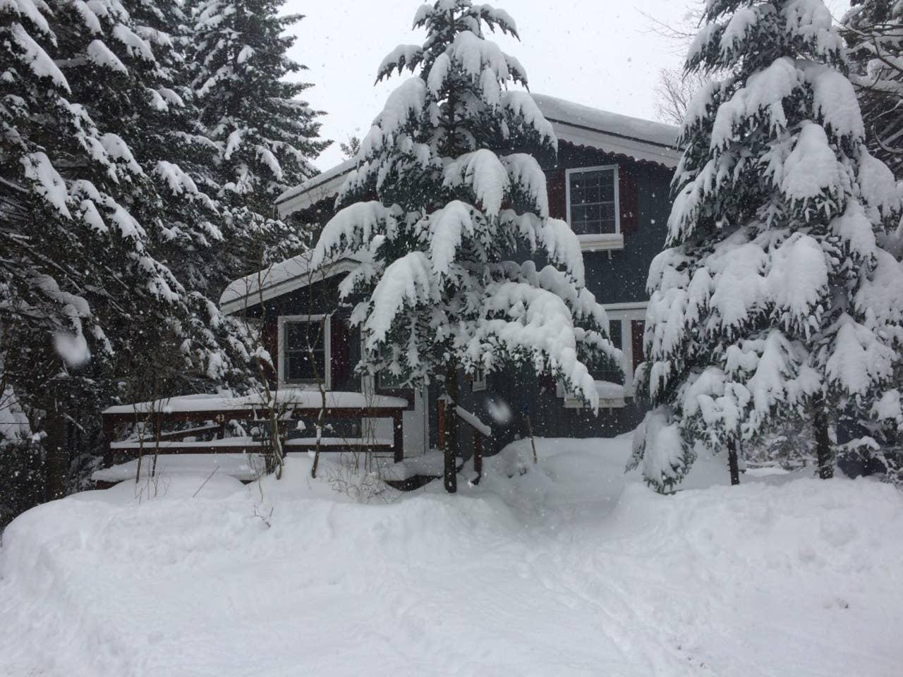 Wanderwood - a 4 bedroom alpine chal