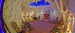 salt caves - illinois - royal salt cave.
