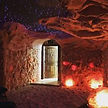 salt caves - new mexico - santa fe salt