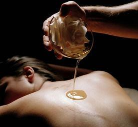 Hot Oil Full Body Massage