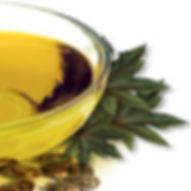 Nature's Sentry Organic CBD Massage Oils, made with organic castor oil