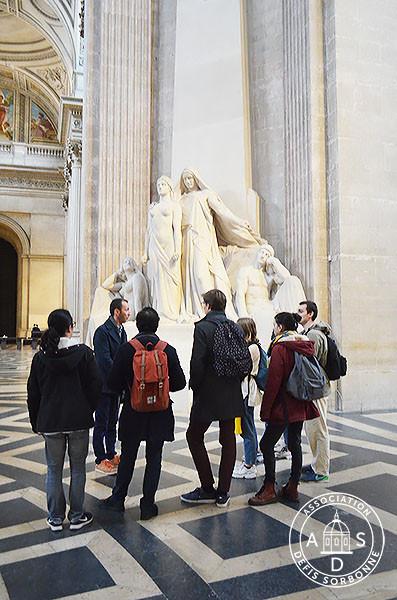 Univers-Cité au Panthéon