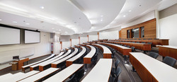 Lecture Hall Tables, Lectern
