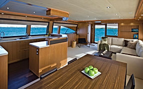 contract furniture, richardson industries, richardson contract furniture, yacht interiors, yachts