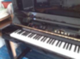 Piano lessons in Barnsbury, Islington. London. N7, N1