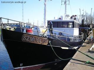Wędkarstwo morskie - m/y Szmugler