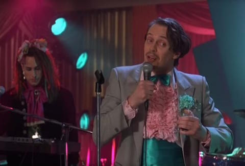 Wedding Singer Speech