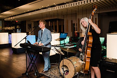 Brent Miller LIVE Trio Band perform at Nota Bene