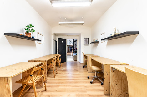 Zasedačka/Cowork call room