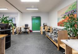 Cowork v patře velké pracovny
