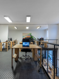 Coworkové patro (vstup)
