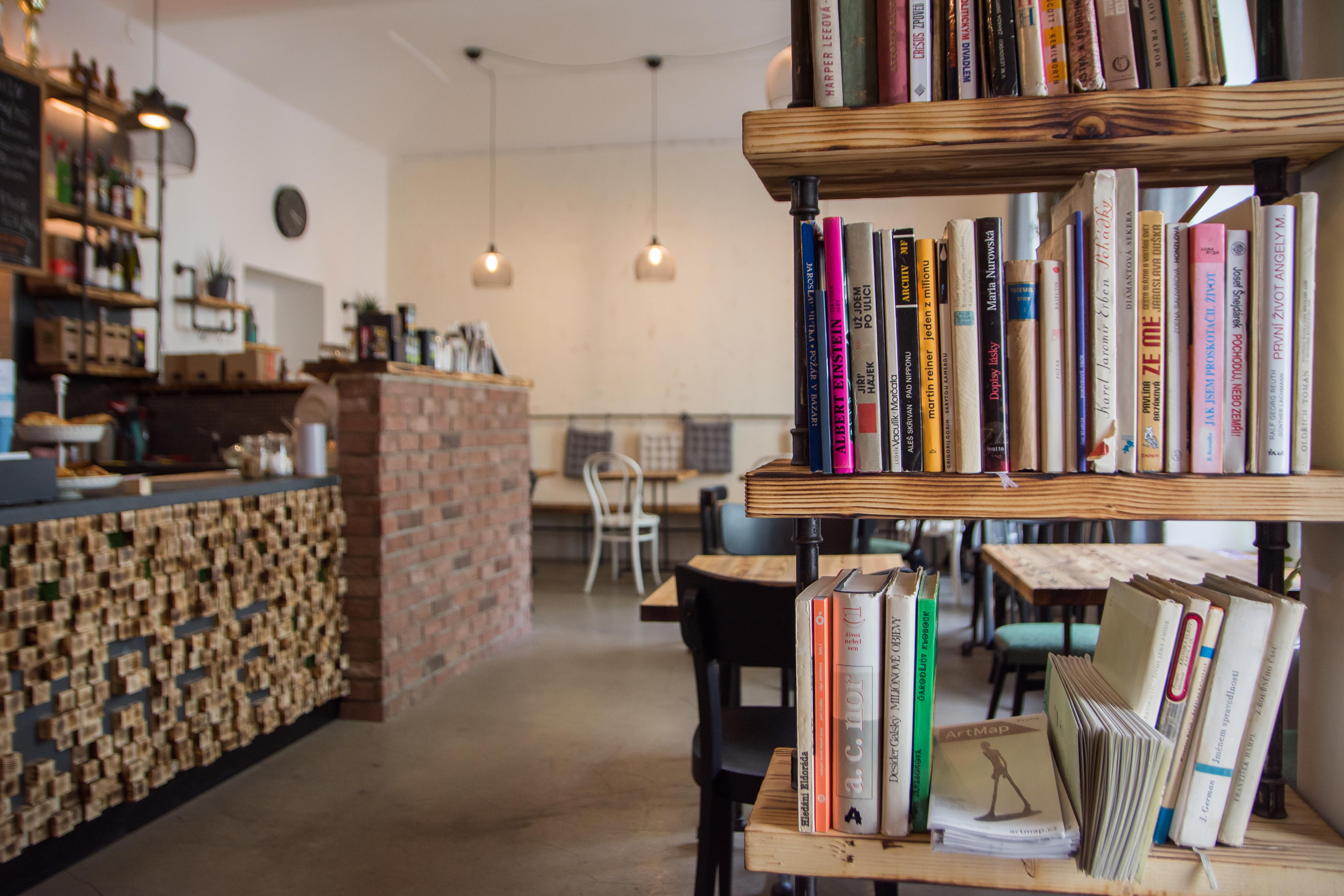 Kavárna Laskafe
