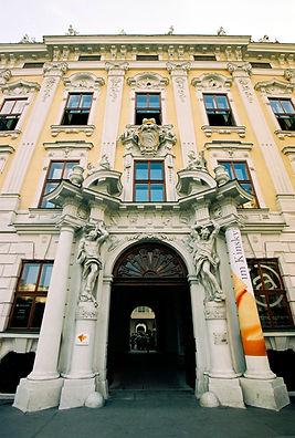 ダウン・キンスキー宮殿© Palais Daun-Kinsky, Wien.jp