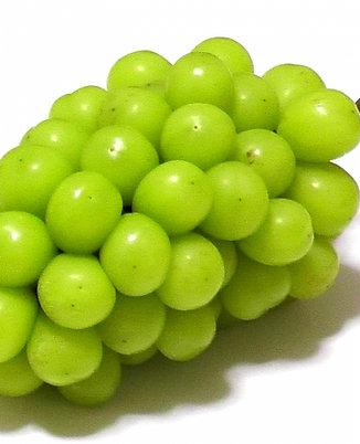 【約1kg/2房入り】岡山葡萄 シャインマスカット
