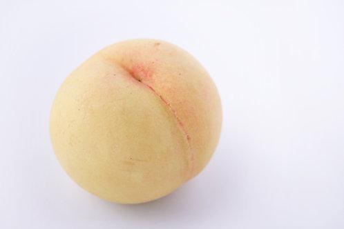 【最高級/4kg】岡山白桃 白鳳 贈答用(約10~12個入り)