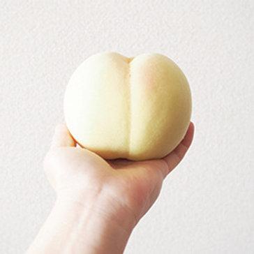 【極上特選/3kg】岡山白桃 清水白桃 贈答用(約6~9個)