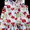 Thumbnail: レンタルかりゆしウェア kid's アイランドフラワー ブルー 90cm ワンピース