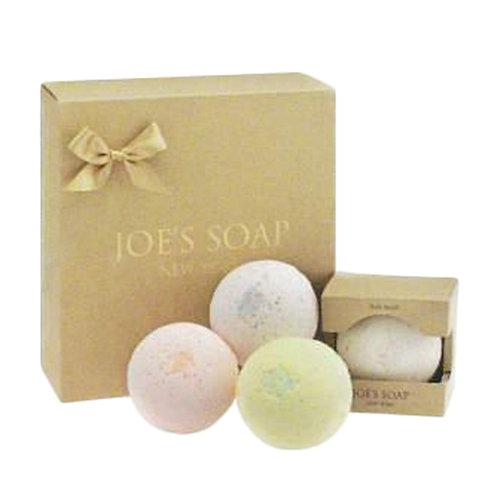 JOE'S SOAP(ジョーズソープ) バスボムギフトJB122