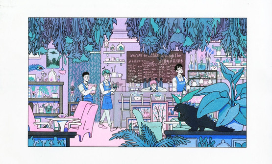 Seijoh Plant Cafe