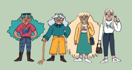 grandma witches